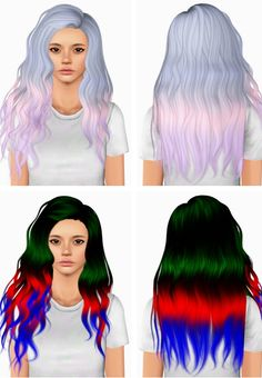 Nightcrawler`s hairstyle 26 retextured by Plumbombshell for Sims 3 - Sims Hairs - http://simshairs.com/nightcrawlers-hairstyle-26-retextured-by-plumbombshell/