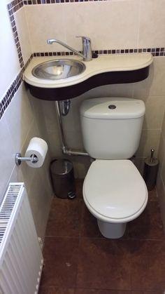Tiny Bathrooms, Tiny House Bathroom, Bathroom Design Small, Bathroom Layout, Bathroom Interior Design, Bathroom Ideas, Bathroom Mirrors, Bathroom Cabinets, Bath Design