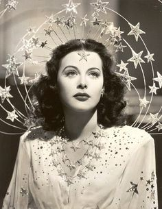 """""""I am not ashamed to say that no man I ever met was my father's equal, and I never loved any other man as much."""" - Hedy Lamarr"""