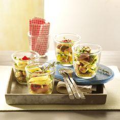 Unser beliebtes Rezept für Bunter Nudelsalat und mehr als 55.000 weitere kostenlose Rezepte auf LECKER.de.