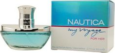 Nautica My Voyage By Nautica For Women, Eau De Parfum Spray, 1.7-Ounce Bottle