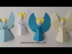 krokotak | ANGELS with plastic spoons