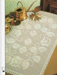 Decorative Crochet Magazines n° 22 - tristanime - Álbumes web de Picasa