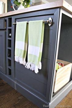 einbauschublade f r sp lschrank k chenauszug schrankauszug teleskop schublade haushalt. Black Bedroom Furniture Sets. Home Design Ideas