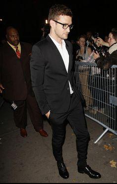 Justin Timberlake #geekchic