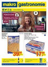 MAKRO letáky a katalogy - Gastronomie - Strana 38-39