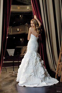 Wtoo Brides Fall 2012 Wedding Dresses   Wedding Inspirasi