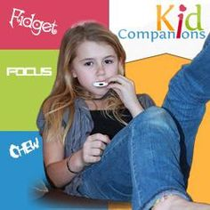 Need an awesome gift for one who NEEDS to bite, chew fidget? ♥NEW for the winter season! - WHITE Circle KidCompanions Chewelry♥ ◘Available with 18 or 20 inch comfortable, cotton breakaway lanyards OR with undyed, organic cotton breakaway lanyards. ◘Get Clip-ons to attach to bedding, seat belts, pockets for those who want a hand fidget #ADHD ◘Buy easily online: www.kidcompanions.com #SpecialNeedsGift #sensory #ADHD #DS