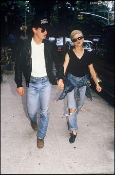 Madonna & Sean Penn 1987