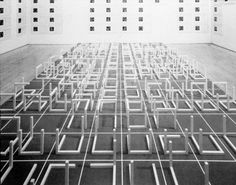 Sol Lewitt, variations of incomplete open cubes Project Methodology, Joseph Kosuth, Dance Project, Fear Of The Unknown, Coping With Stress, Concrete Art, Wall Drawing, New York Art, Conceptual Design