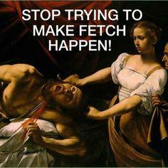 """Judith Beheading Holofernes"" by Caravaggio:"