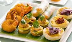 finger foods for party - Google Search