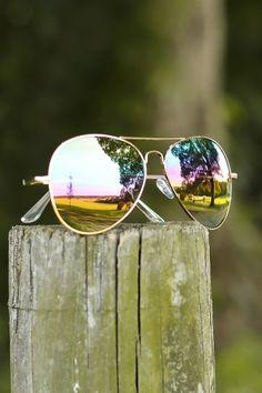 Southern Shade Aviator Sunglasses