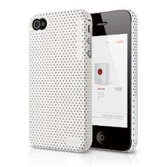 elago S4 Breathe2 Case for AT,Sprint/Verizon iPhone 4/4S (Snow White) - ECO PACK (Wireless Phone Accessory)  http://www.phoccessories.com/bpl.php?p=B006QURCB8  B006QURCB8 - #iPhone #Android