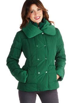 Game Date Jacket, #ModCloth