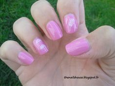 nail art sucreries