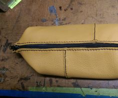 Hi Everybody! (in my best Dr. Nick voice) This is my first Instructable. In this project, I used vegetable-tanned leather, urethane-coated nylon, a purse zipper, and a piece of thin cutting board plastic to make a travel kit for toiletries. I've made my own stuff all my life, from buildings to furniture to surfboards. I'm comfortable with hand tools of all kinds and love new challenges. I don't watch much TV, so need quiet things to do in the evening while casually supervising my kids'…