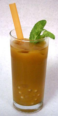 Thai Style Bubble Tea