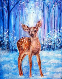 First Winter by AnnMarieBone on DeviantArt