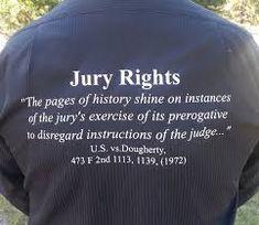 JURY NULLIFICATION: Common (Sense) Law by Susu Jeffrey