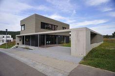 Einfamilienhaus in Passivhausbauweise - heinze.de