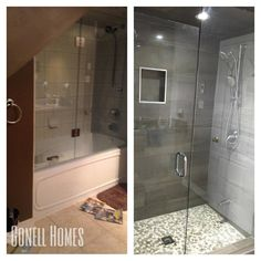 #Niche #Shower #Washroom #Bathroom #Floor #GonellHomes #GeneralContractor #Builder #Project #CustomHome #DreamHome #GTA #Toronto #Canada #International