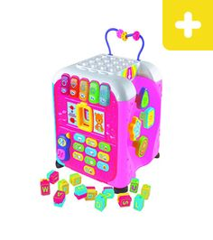 f9456b571ee88 One of VTech s top-rated infant and preschool learning toys