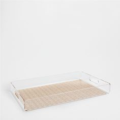 GOLD RECTANGULAR TRAY - Trays - Tableware | Zara Home United Arab Emirates