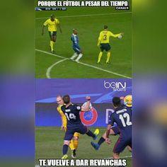 El árbitro le tenía guardada una al Barça