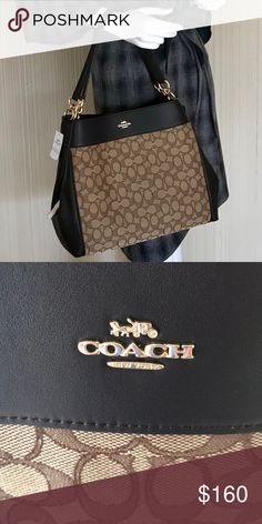 64fd4db4f4 Coach Lexy shoulder bag We all know THIS bag! I have two that I'