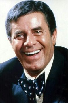 Jerry Lewis, Great comedian, actor and humanitarian.