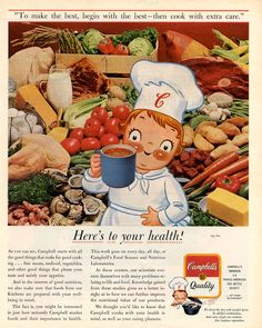 Campbell's Soup Kids