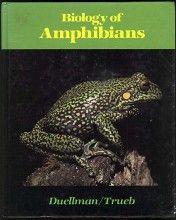 Biology of Amphibia (Duellman & Trueb, 1986) Linda Trueb Johns Hopkins University Press, 1ª edição, 1986 ISBN: 978-0070179776  Tipo: Brochura  Número de páginas: 670