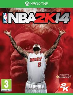 NBA 2K14 - Xbox One - TBE