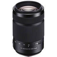 Sony   55-300mm f/4.5-5.6 DT Alpha A-Mount Telephoto Zoom Lens