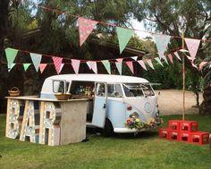 Bodas del Blog de Twin: Food Trucks en Bodas