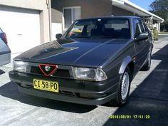 1991 Alfa Romeo 75 Sedan | Cars, Vans & Utes | Gumtree Australia Tweed Heads Area - Tweed Heads South | 1133326038