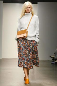Karen Walker Ready To Wear Fall Winter 2014 New York - NOWFASHION
