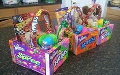 Edible easter basket preschool stuff pinterest easter baskets print these easter candy coupons now easter gift basketseaster basket ideascandy negle Choice Image
