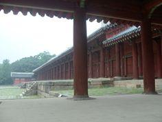 Jong-mio, royal shrine, seoul