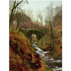 Trademark Art March Morning Canvas Art by John Grimshaw, Size: 26 x 32, Multicolor