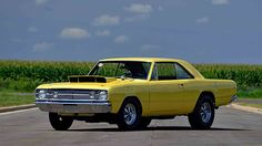 1968 Dodge Hemi Dart LO23 Super Stock 3,786 Miles, 1 of 80 Produced presented as lot R222 at Kissimmee, FL 2016 - image1