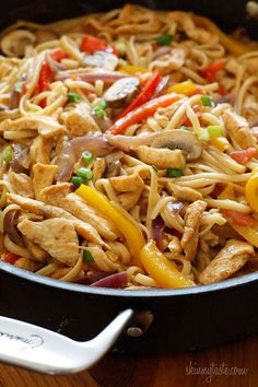 by far...best noodle dish EVERRR...so healthy too