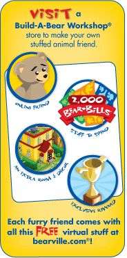 Build-A-Bear Workshop Games