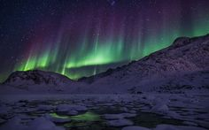 Greenland - Best Places to See the Northern Lights | Travel + Leisure