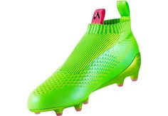 newest collection fef68 c228a adidas ACE 16 Pure Control - adidas Primeknit FG Soccer Cleats