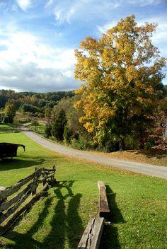 Fall in Southwest Virginia