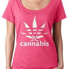 Cannabis Tee ( Six 3 )