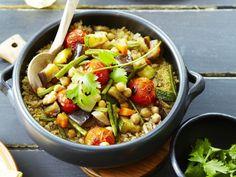 Expres-couscous met geroosterde groenten - Libelle Lekker!