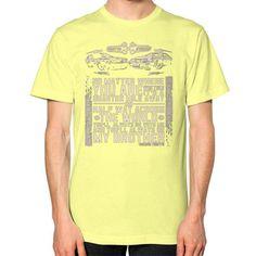 Fashions alwaysbrother Unisex T-Shirt (on man)